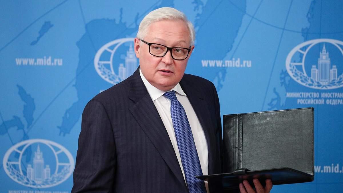Росія проти участі США в нормандському форматі через підтримку України