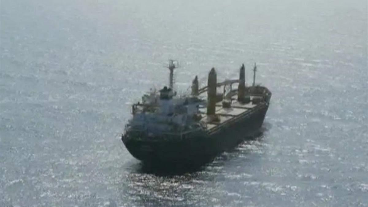 В Красном море взорвалось судно Ирана