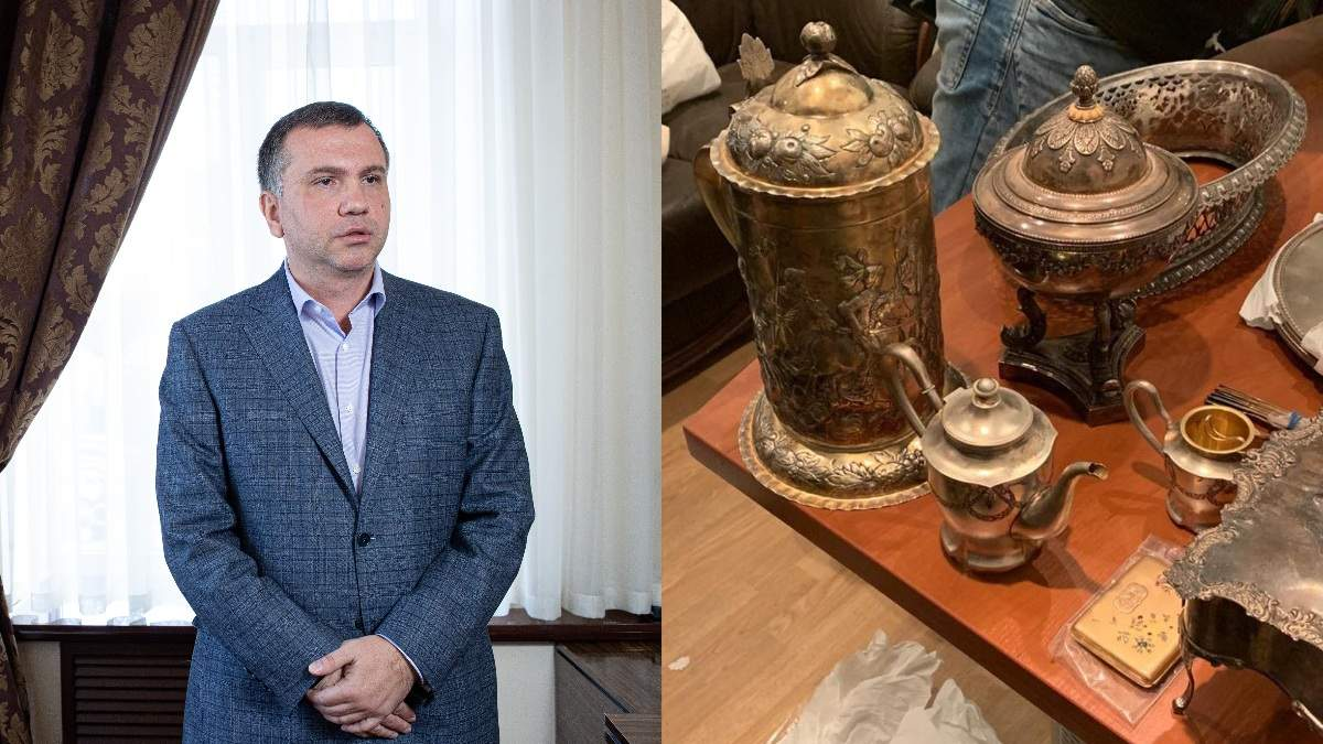 Брат судді Вовка має високу посаду у Службі розвідки, – Бутусов