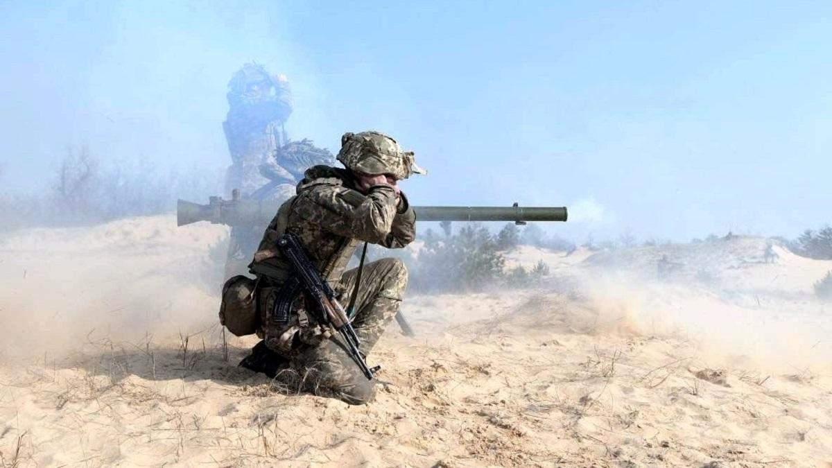 Украина готова дать отпор: в ВСУ провели масштабные учения