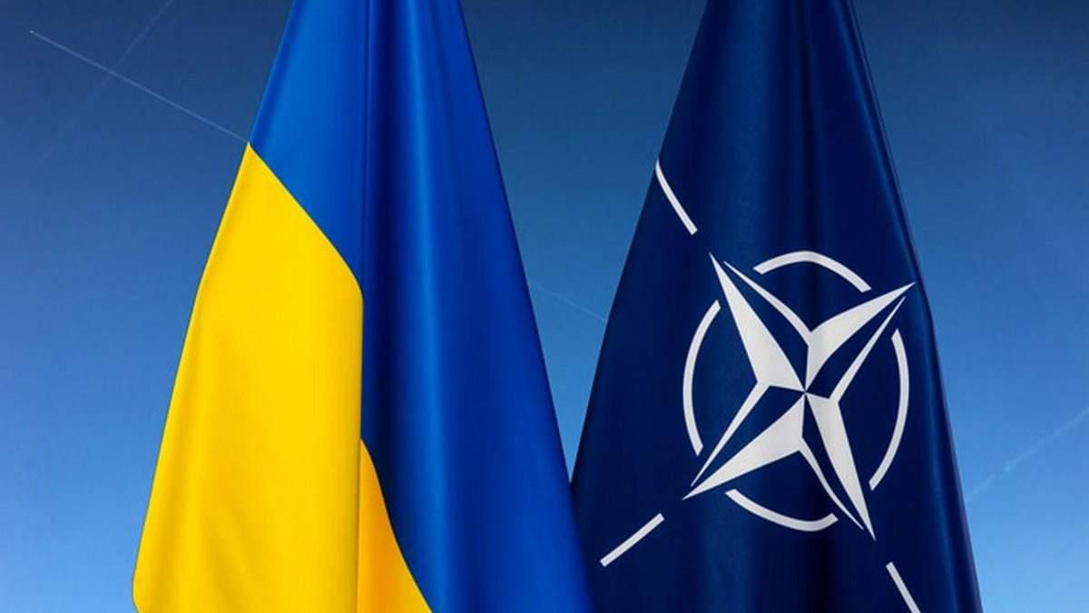 НАТО запустил украинскую версию своего сайта