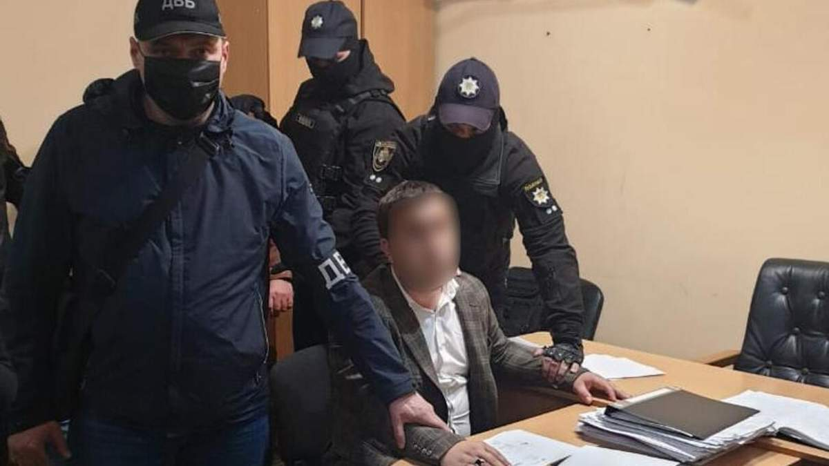 Росіяни хотіли дати хабар українським поліцейським у Павлограді