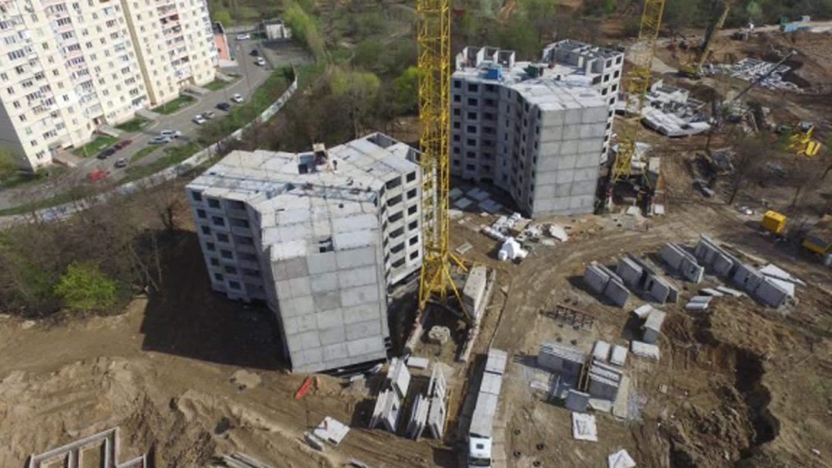 Объекты Аркады в Киеве достроит Столица Групп