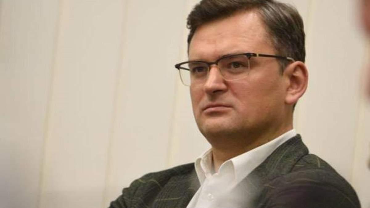 Способ укрепить позиции, - Кулеба назвал причины эскалации России