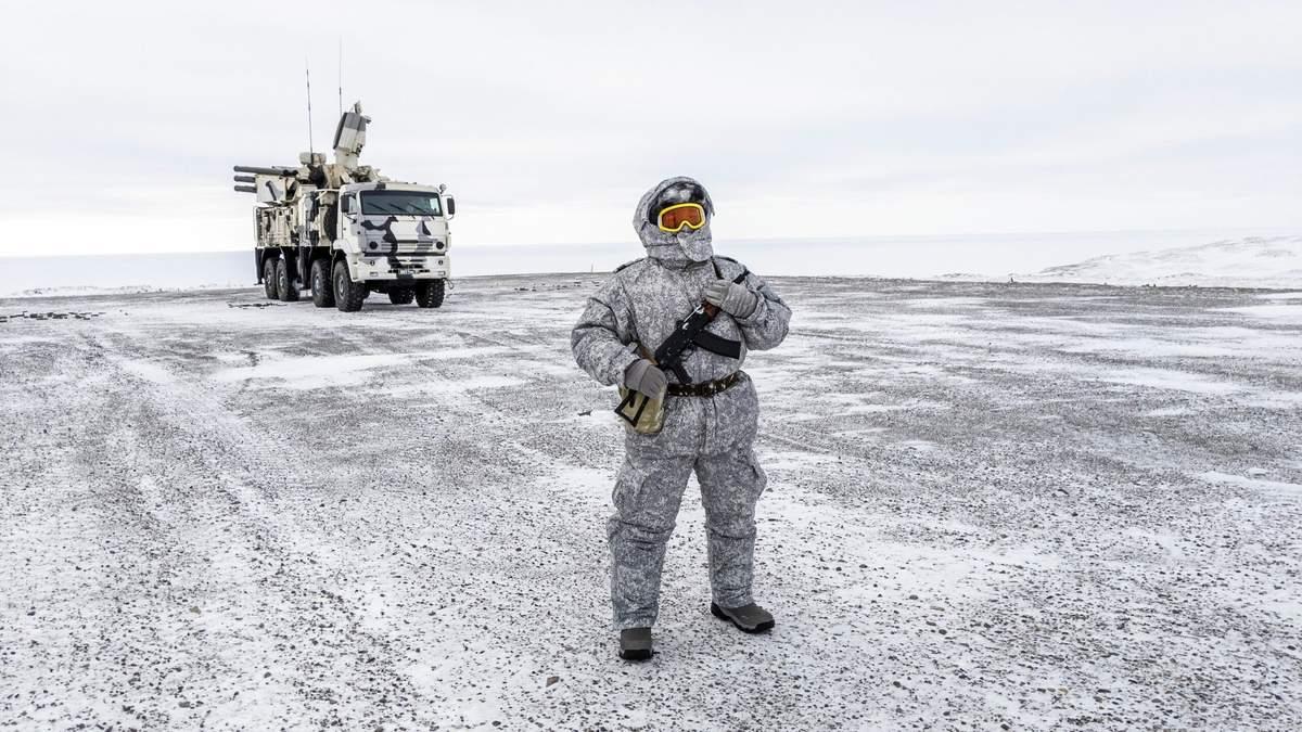 Російські війська в Арктиці: як Путін повертається на Північ