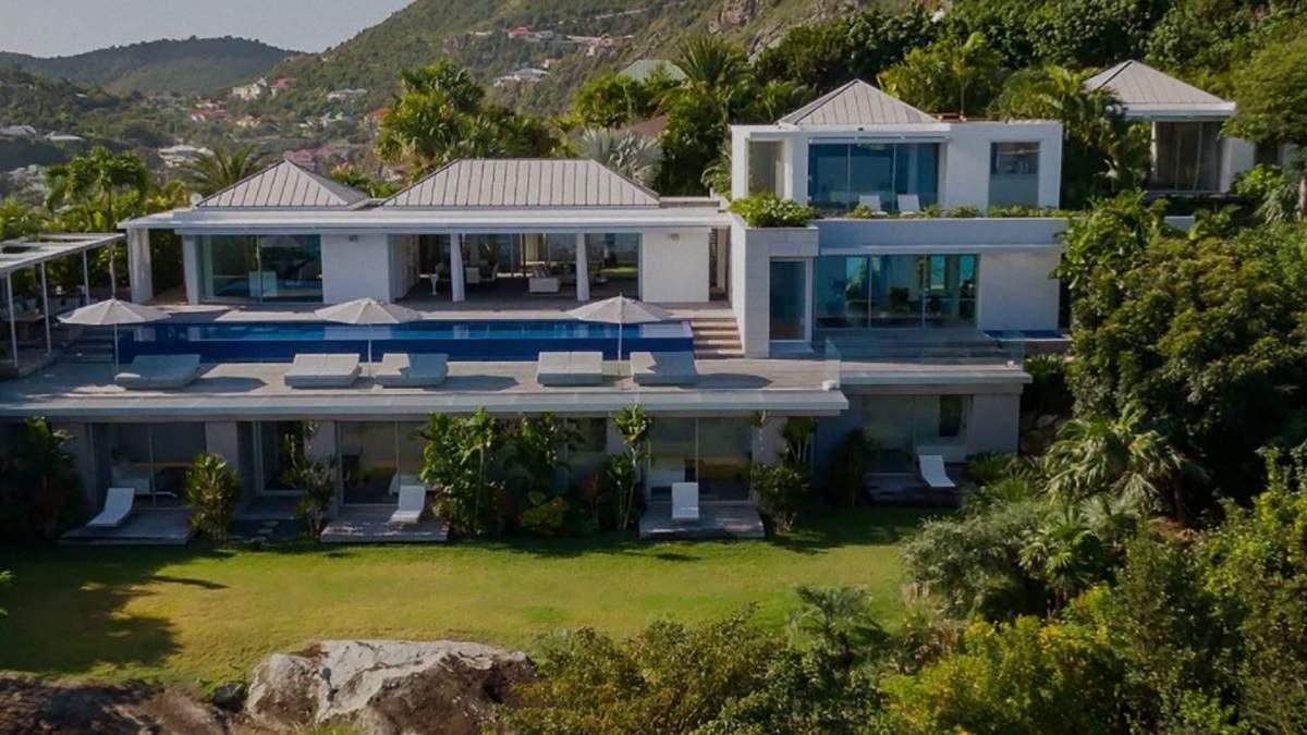 У радника Путіна Юмашева знайшли віллу на Карибах за 15 мільйонів євро