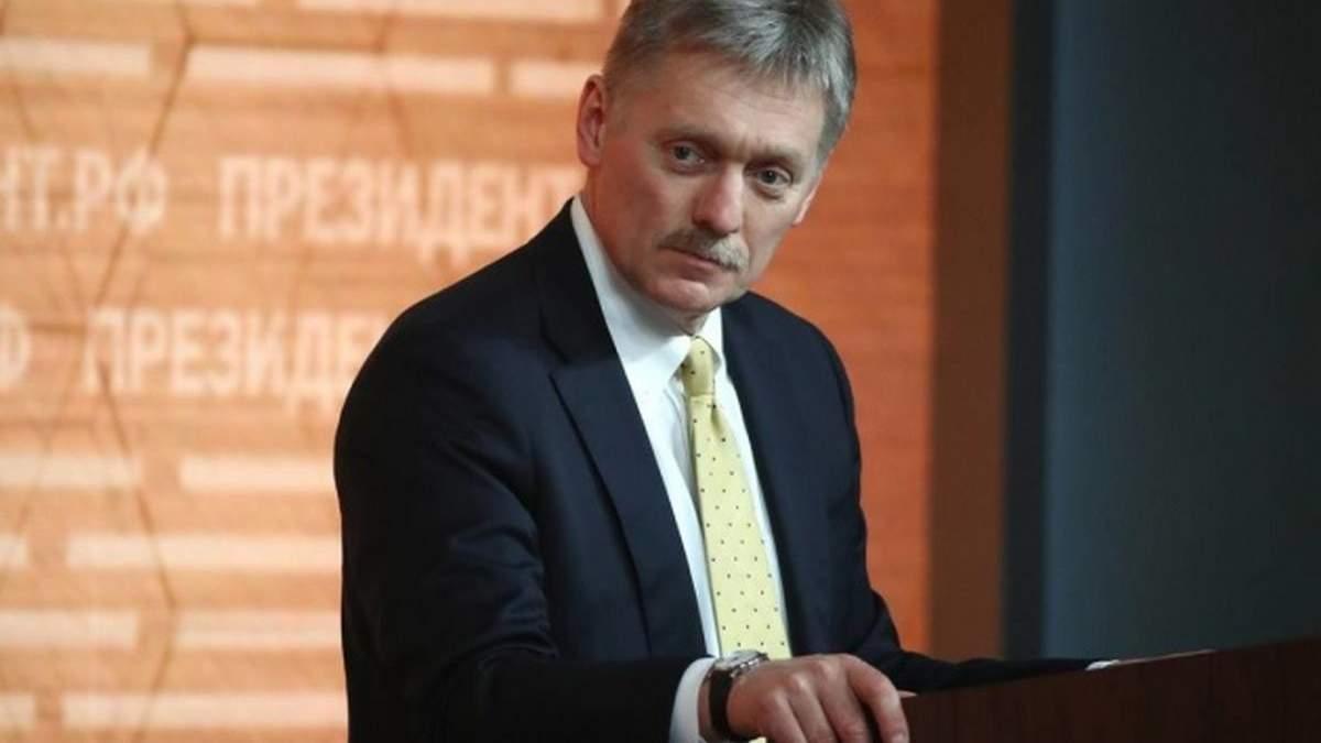 У Кремлі сказали, доки триматимуть війська біля кордону України