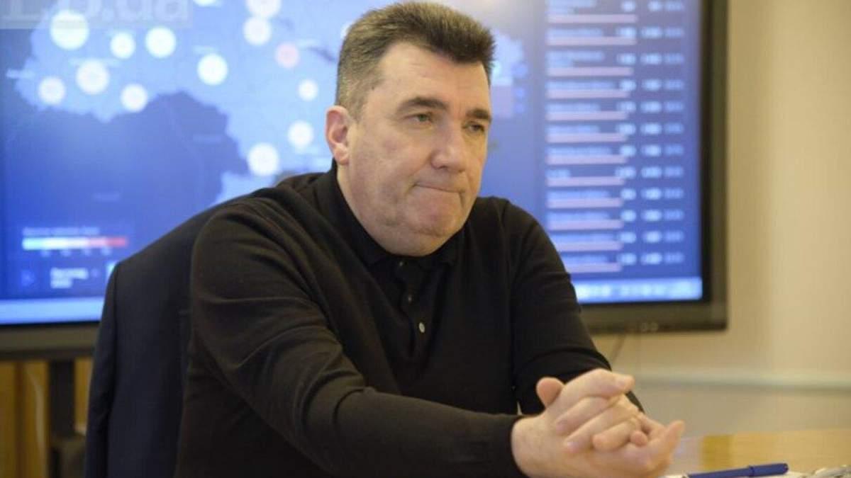 Сколько времени СНБО готовила санкции против Козака и Медведчука