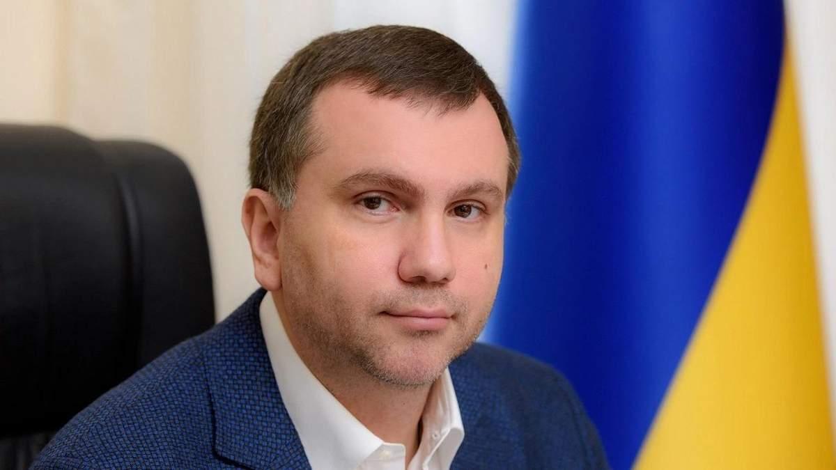 Суддя Павел Вовк