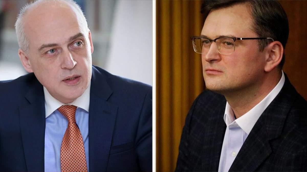 Грузия пообещала помочь Украине сдерживать агрессию России