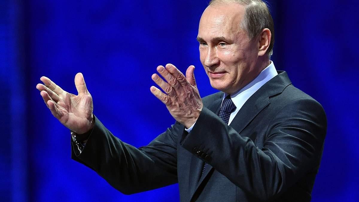 У Путина - образ альфа-самца международной политики, - Лещенко