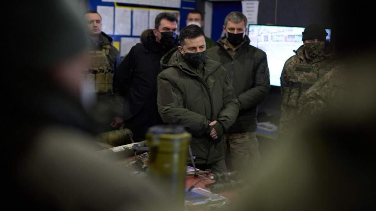 Зеленский 8 апреля посетит Донбасс, – СМИ