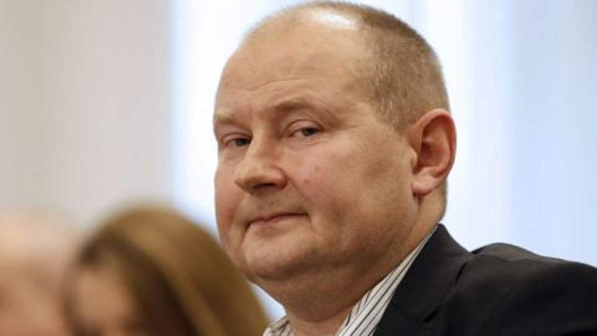 Украина заверила Молдову в непричастности к похищению Чауса