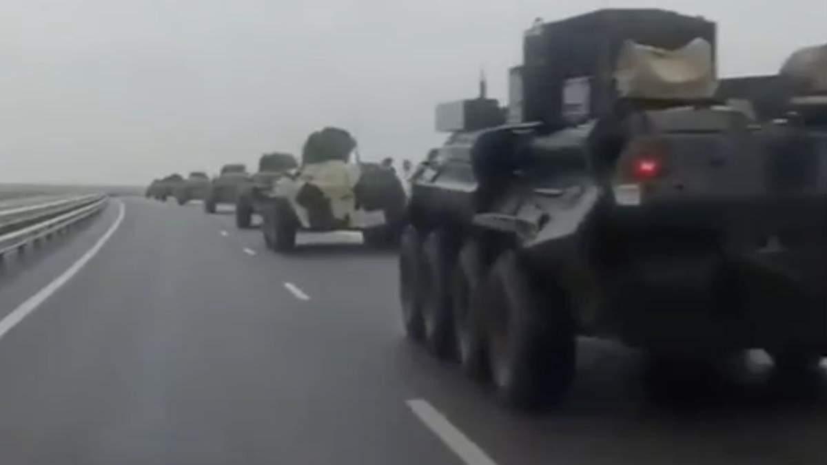 США, Канада, Литва, Польща, Британія обговорили дії Росії біля України