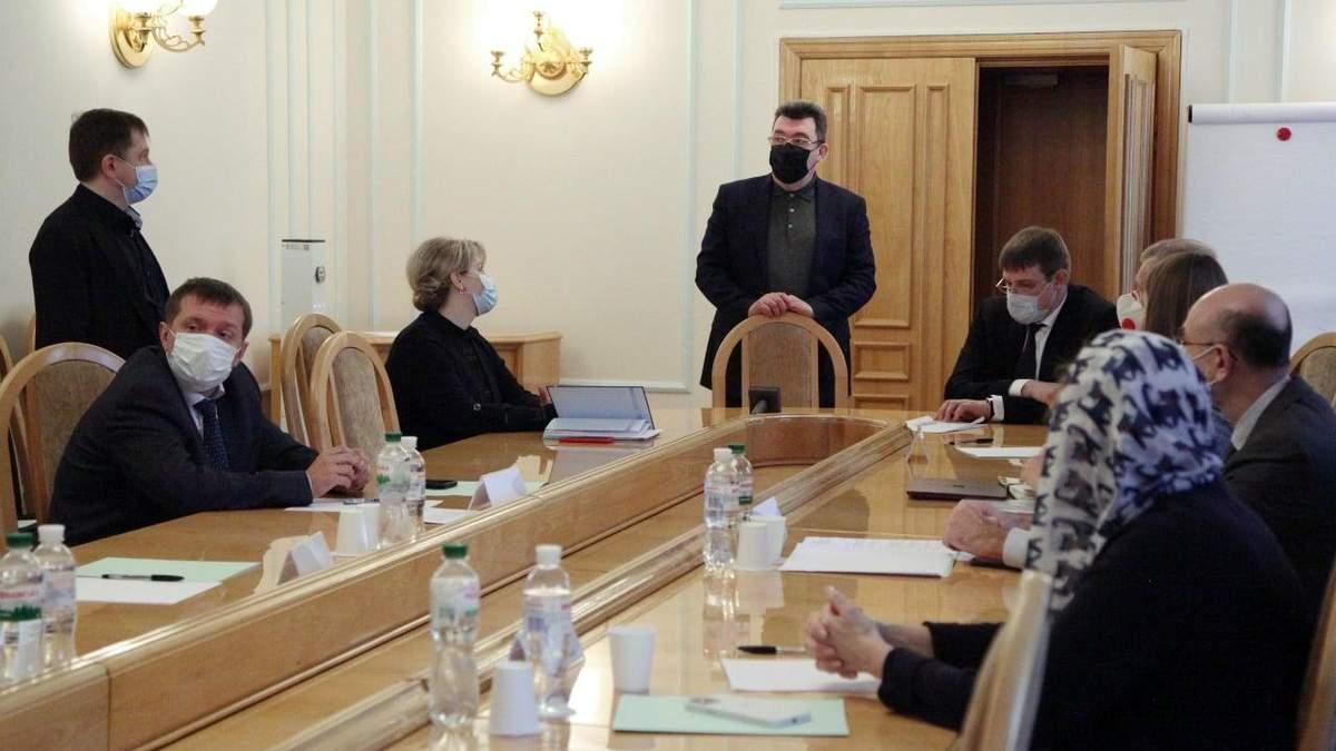 Данилова назвали главным инициатором введения санкций