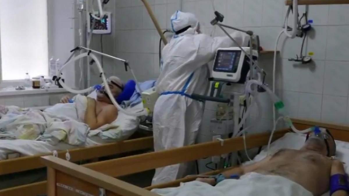 У Києві на 08.04.2021 за добу виявили 1886 випадків коронавірусу