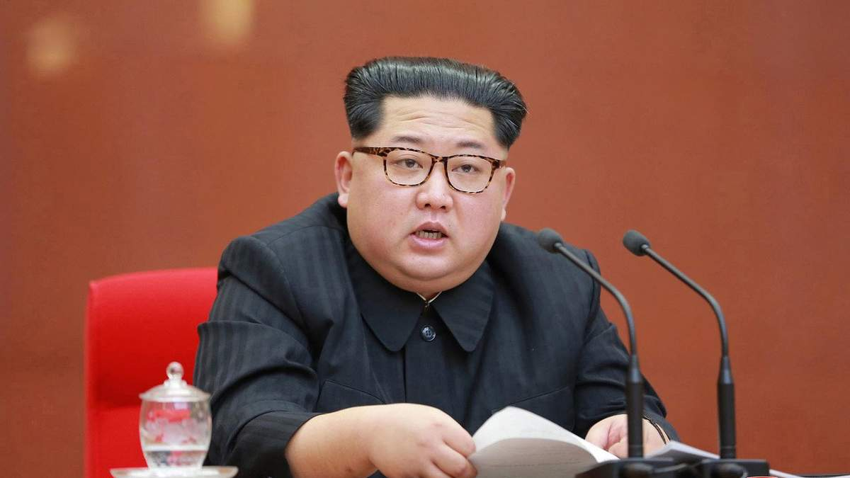 Кім Чен Ин поскаржився на ситуацію в КНДР через COVID-19