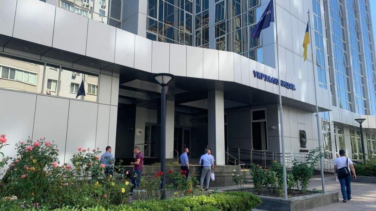 ДБР 8 квітня 2021 влаштувало обшуки у головному офісі Укрзалізниці