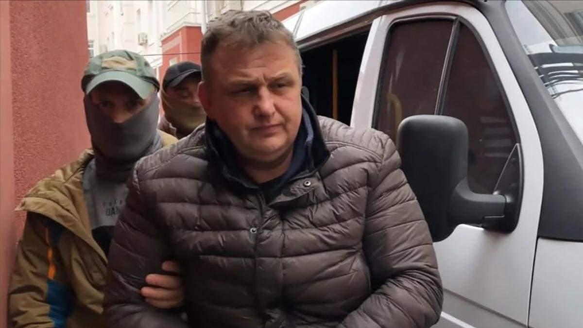 Окупанти застосовували тортури проти журналіста Єсипенка