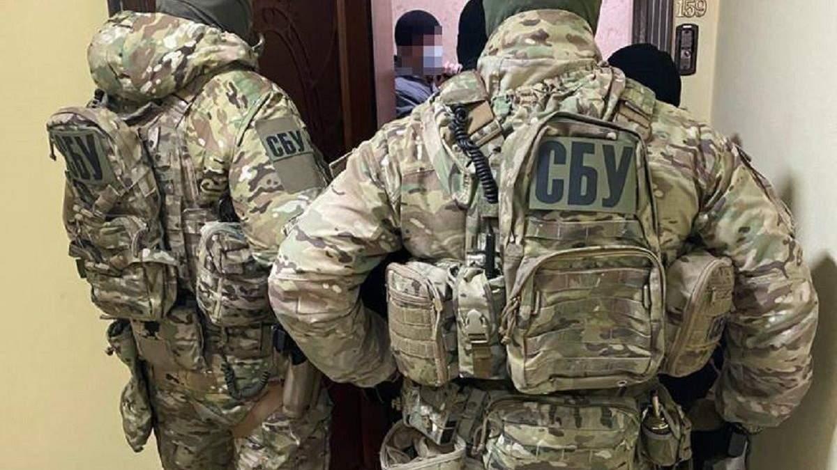 Министра боевиков разыскивает СБУ: оккупанту сообщили о подозрении