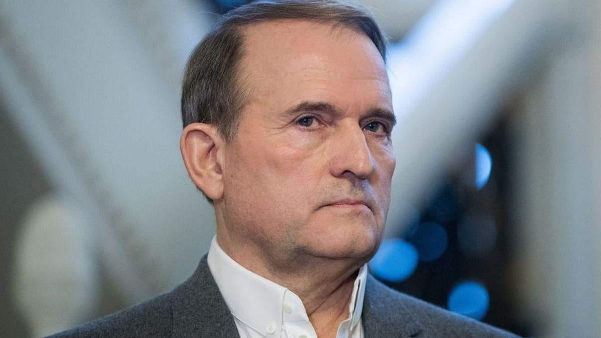 Медведчук продав росіянам 6 підсанкційних компаній, – Схеми