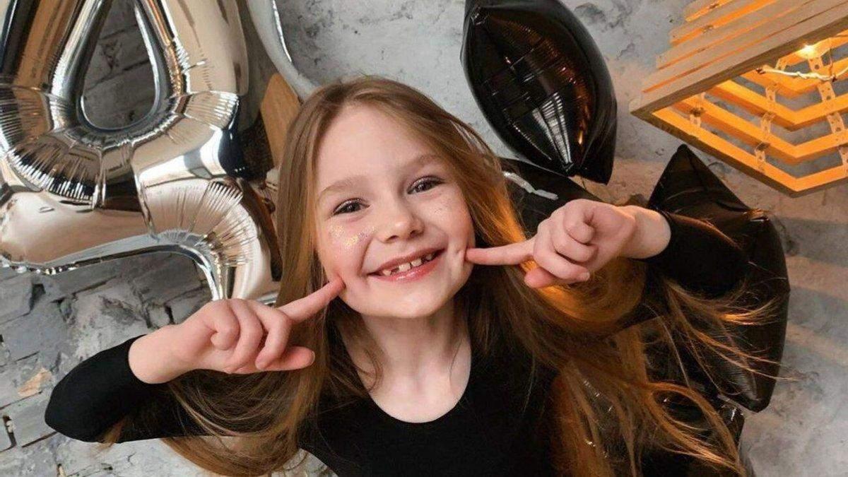 8-летняя Милана Маханец отреагировала на хейт: сравнила себя с гениями