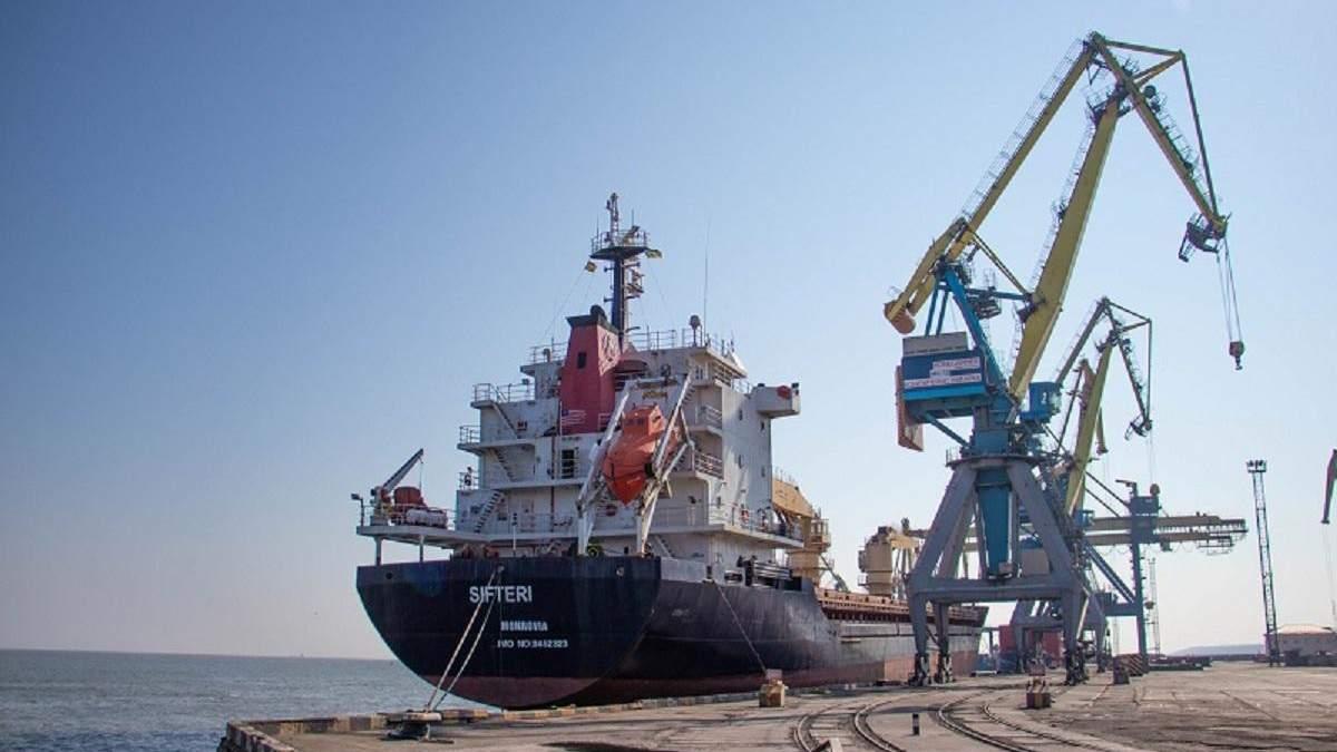 Найбільші порти України припинили роботу: ЗСУ проводить навчання