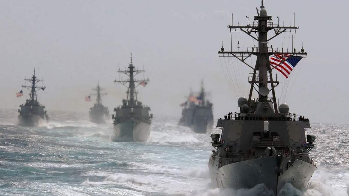 США могут направить военные корабли в Черное море через РФ, – CNN