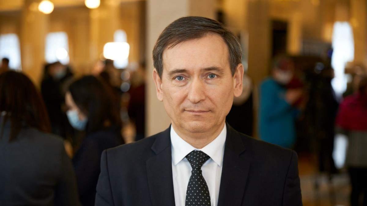 Веніславський каже, що Батьківщина та ЄС хочуть повернути Тупицького