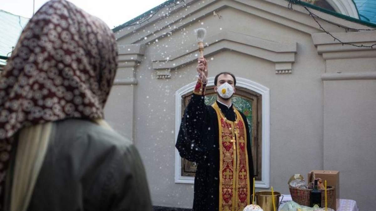 На Великдень віруючим можуть дозволити відвідати церкву