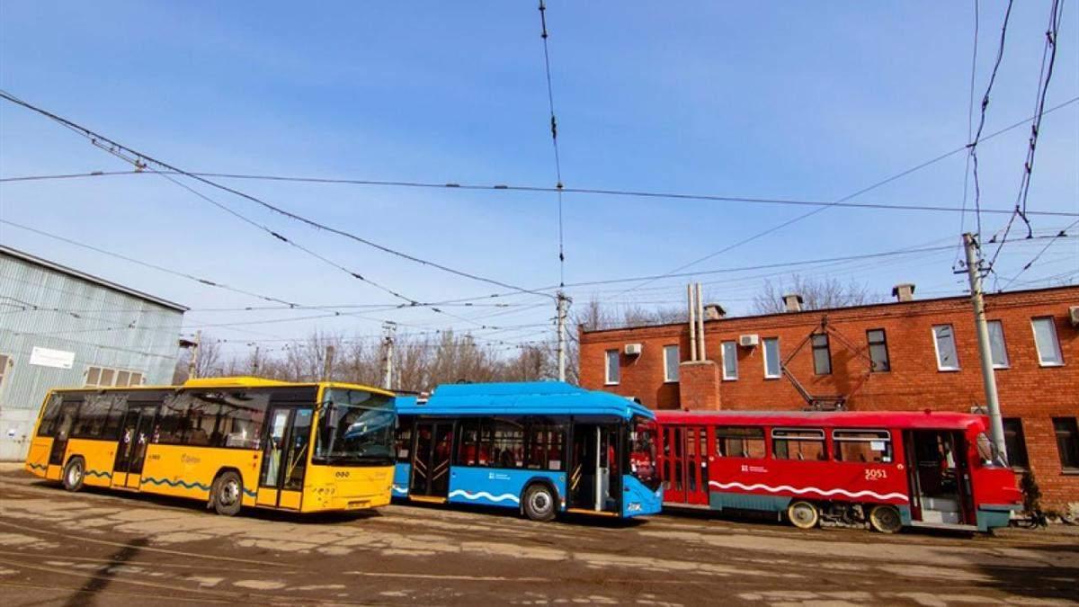 В Днепре через суд вернули льготный проезд в транспорте