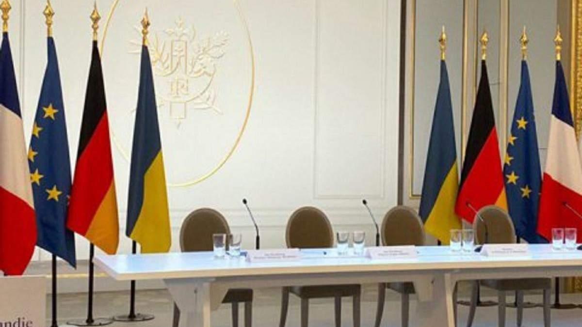 Кремль відмовився від переговорів у нормандському форматі, – ОП