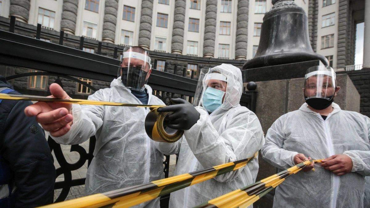 Карантин в Украине 2021: введут ли общенациональный локдаун