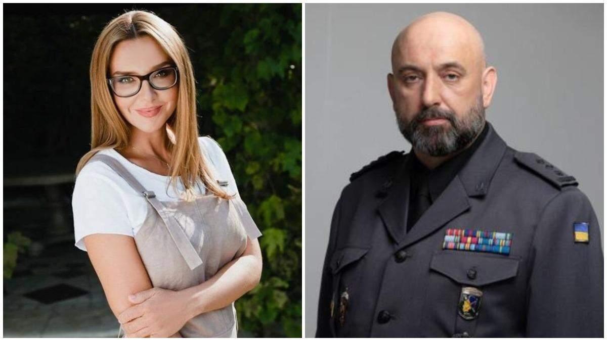 Кривонос заявив, що не вважає Оксану Марченко колаборанткою