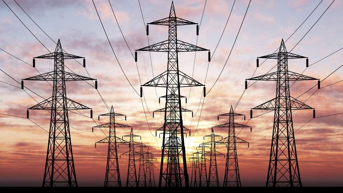 Украина почти вдвое нарастила импорт электроэнергии из России