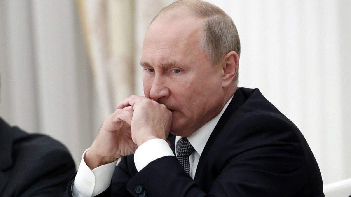 Путин будет вынужден сделать роковой шаг