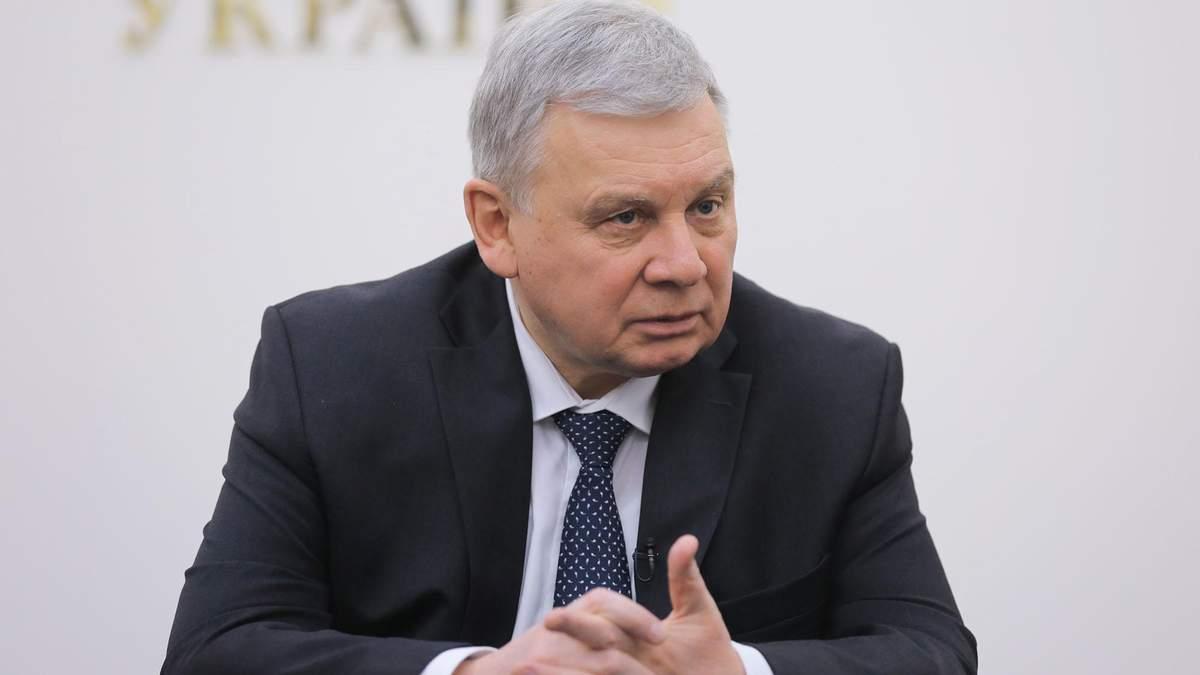 Таран заявив, що Україна повертатиме свої території мирно
