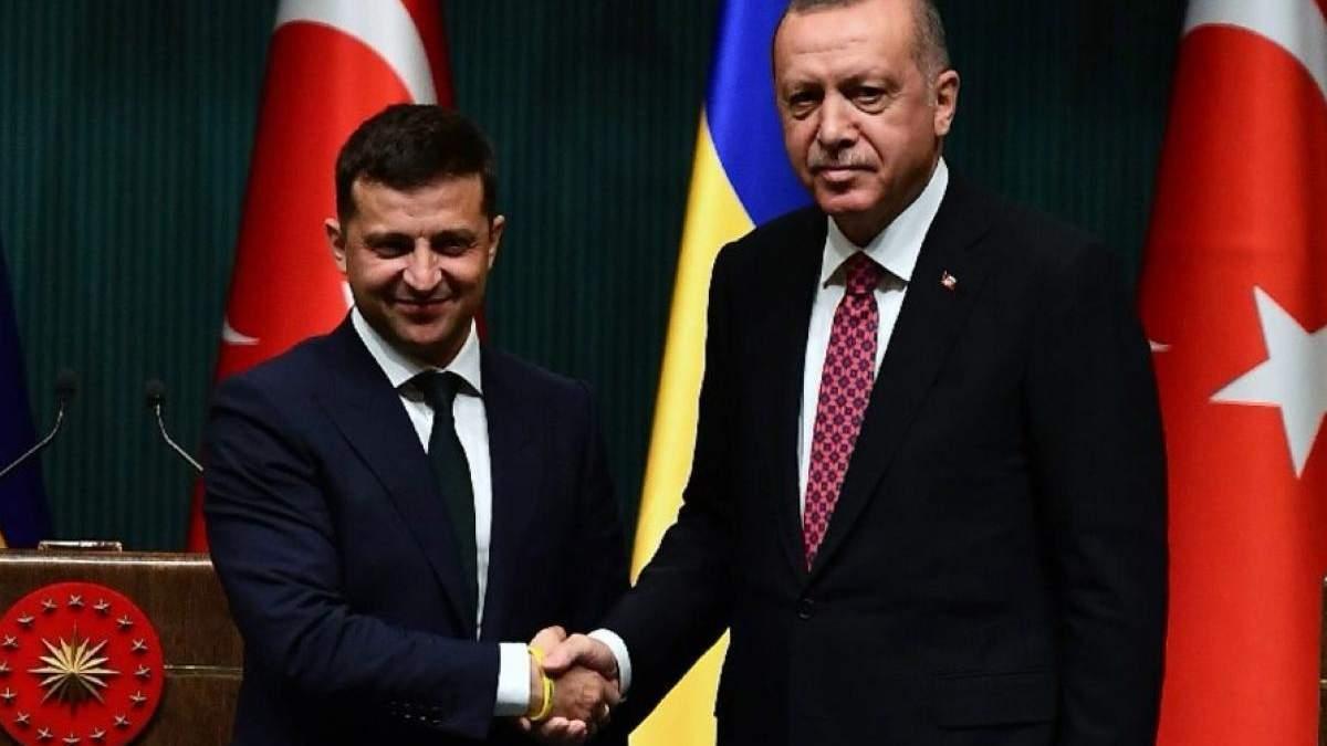 Україна та Туреччина підписали низку спільних документів