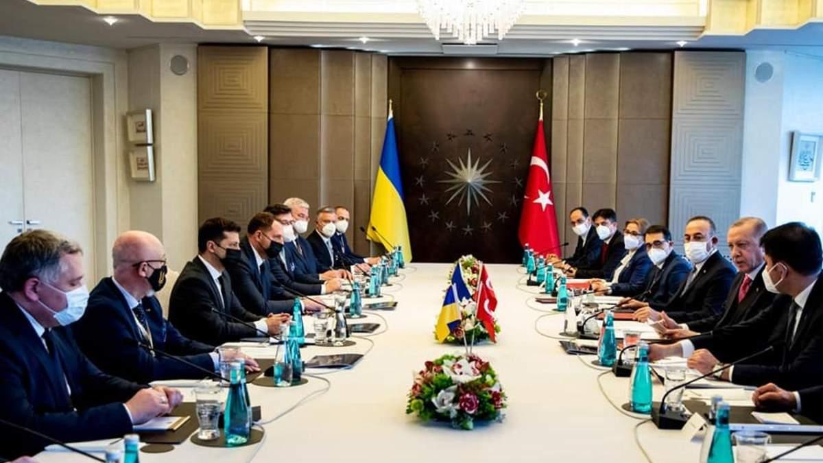 Турция поддержала перспективу членства Украины в НАТО, – Ермак