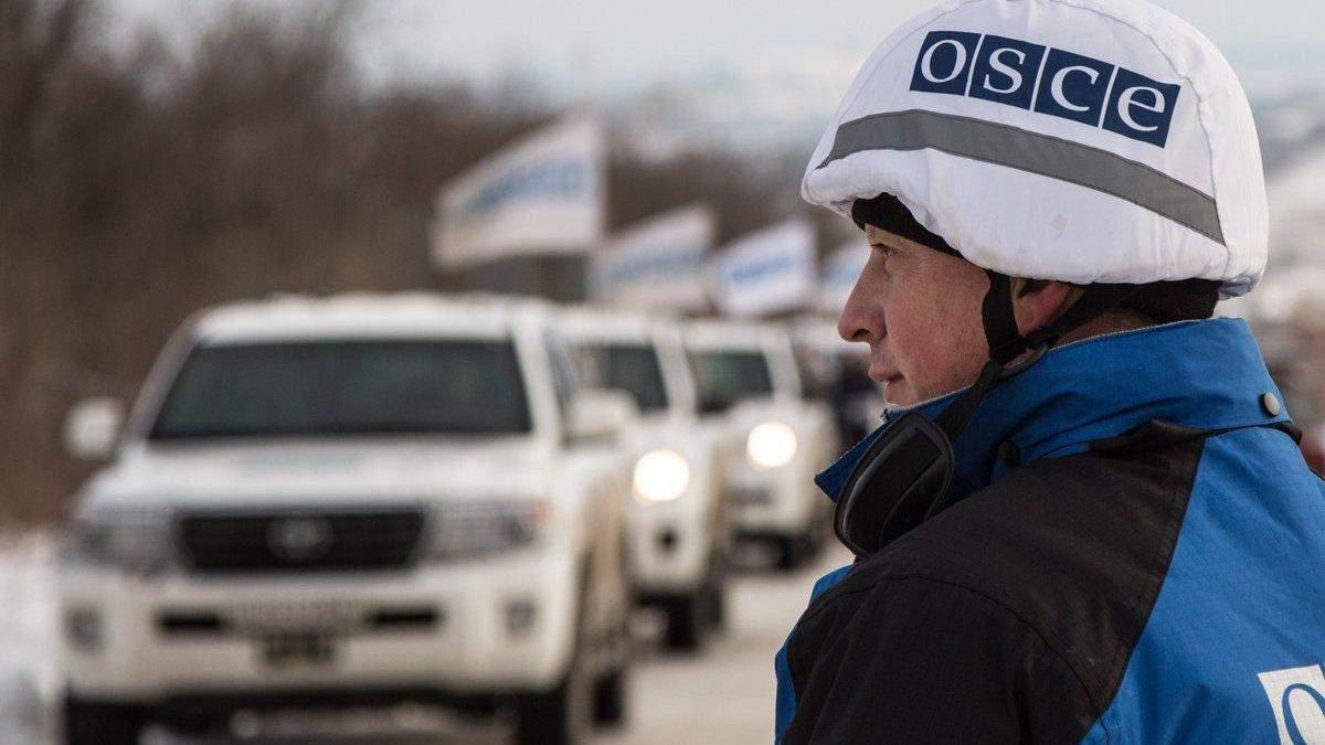 Оккупанты в Донбассе устроили охоту на беспилотники ОБСЕ