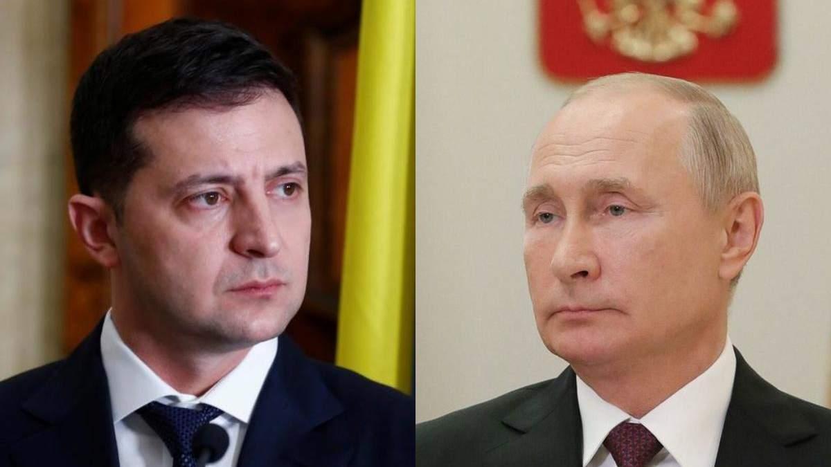 Зеленский пытался поговорить с Путиным после трагедии под Шумами