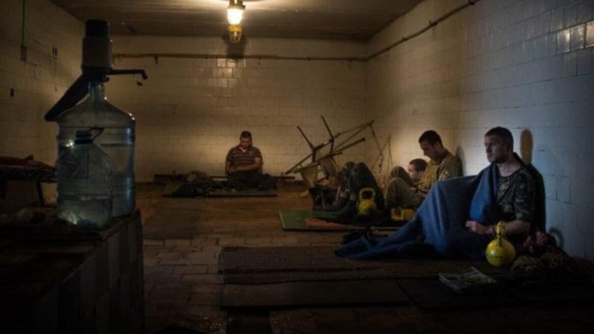 В заложниках оккупантов на Донбассе около 300 человек