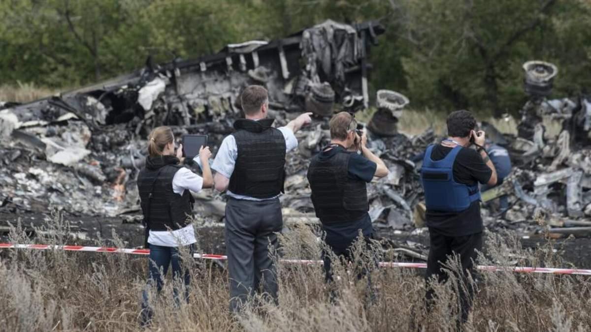 Терористи напряму контактували з Москвою в день катастрофи MH17