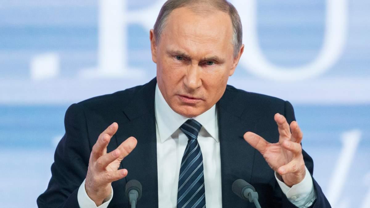 У Путіна знов заговорили про захист російськомовних