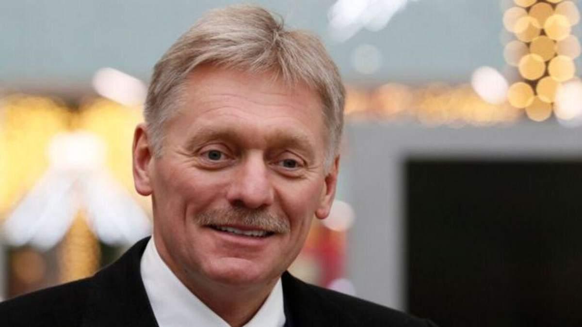 Кремль наполягає на виконанні домовленостей для нормандського саміту