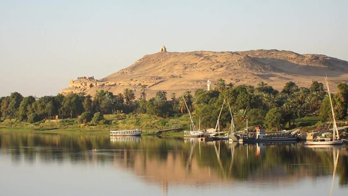 Єгипет може залишитись без води і перетворитись у пустелю
