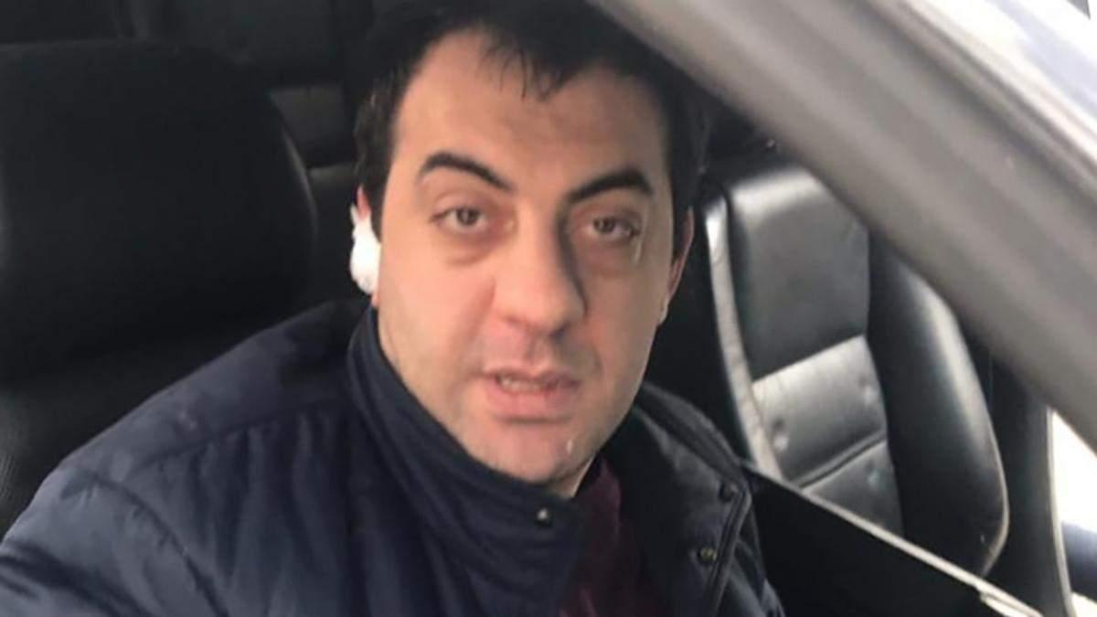 Торніке Нагладзе арештували в Одесі: деталі