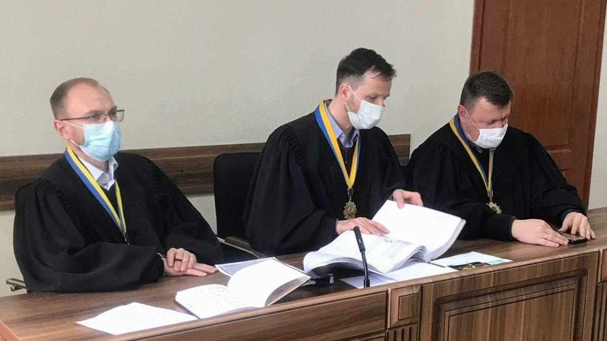 Шевченко: суд признал противоправным протокол ОИК о выборах