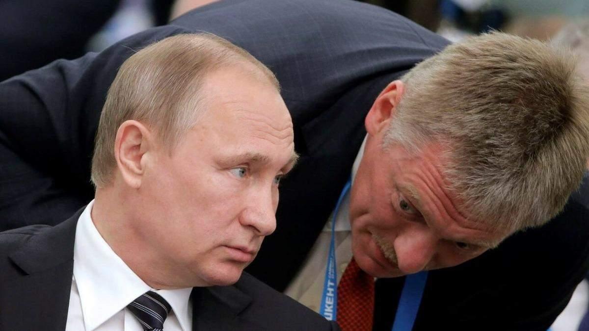 У Путина заявили, что не воспринимают серьезно угроз США