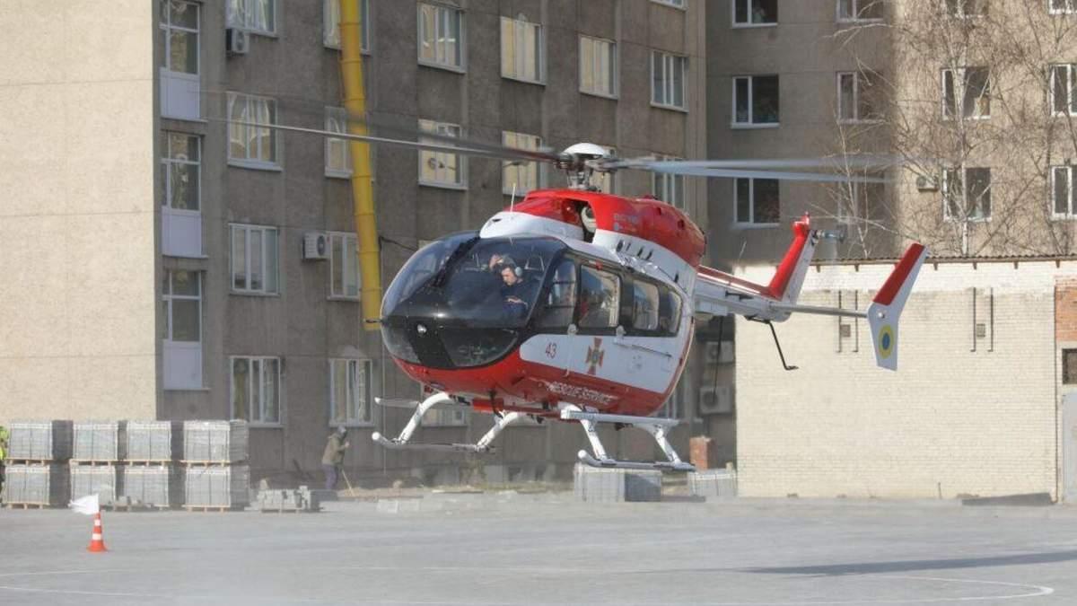 Система работает, как часы: Садовый рассказал, сколько стоят услуги медицинской авиации